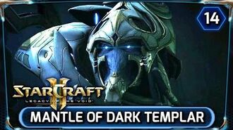Starcraft 2 ► Legacy of the Void Cinematic HD - Alone, Artanis becomes Dark Templar (LOTV)-0