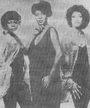 Supremes Mary Wilson