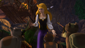 Odette explains to the sculloins about her true itenteti
