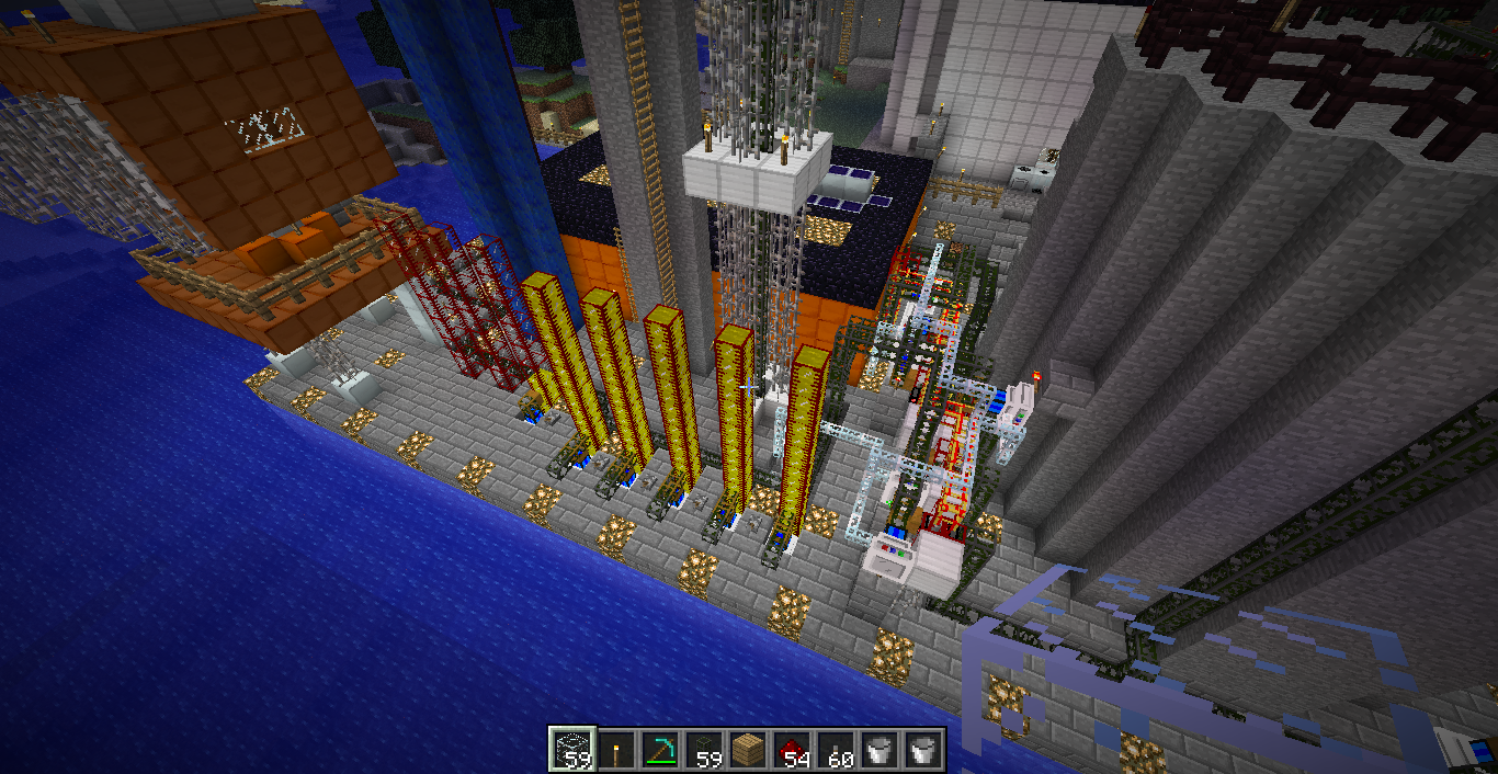Oil Refinery The Tekkit Classic Wiki Fandom Powered By