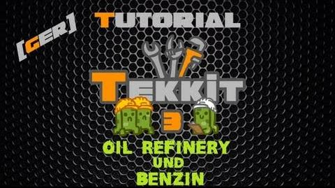 Minecraft Tekkit Classic Tutorial DE HD - Oil Refinery Benzin