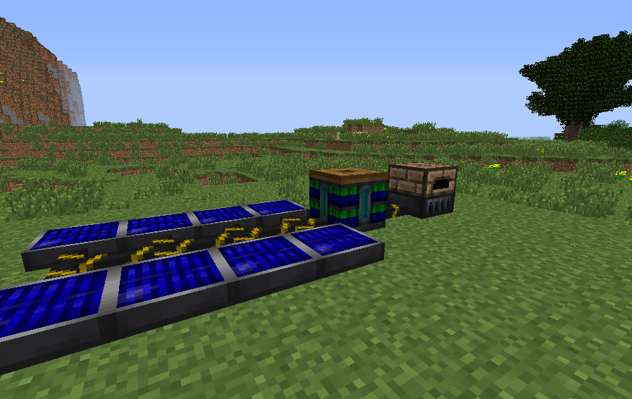Solar Panel - Industrial-Craft-Wiki