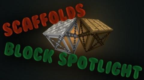 Tekkit Block Spotlight - Scaffold