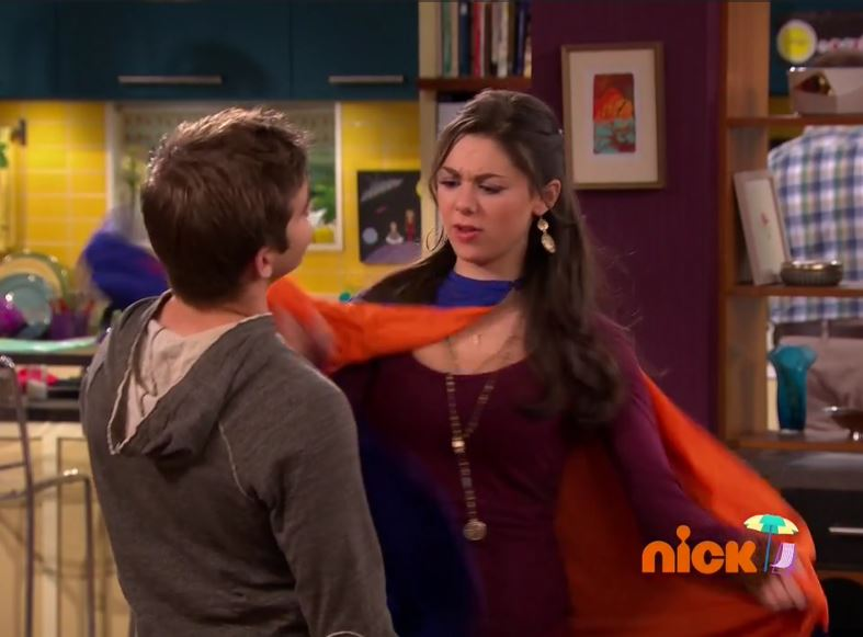 Image phoebe rubs it in max s face g the thundermans