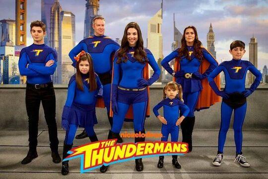Thundermans Deutsch