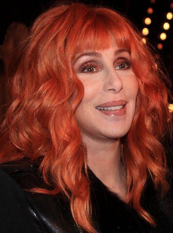 File:Cher by Ian Smith.jpg