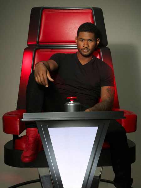 Usher   The Voice Wiki   Fandom powered by Wikia  Usher Afro The Voice