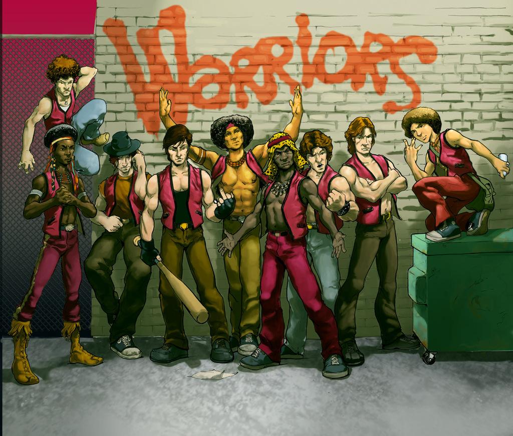 The warriors hardcore naked girl