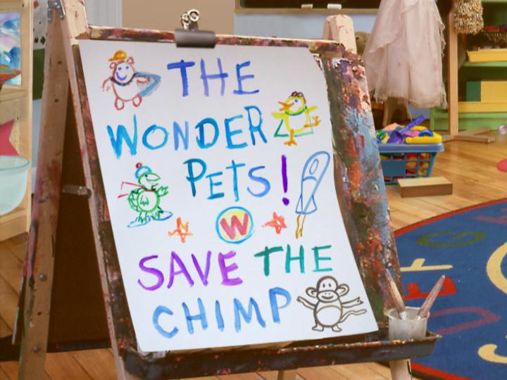 Save the Chimp | Wonder Pets! Wiki | FANDOM powered by Wikia