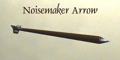 NoisemakerArrow