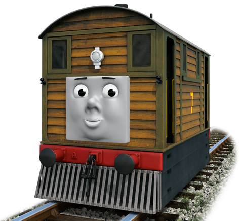 Image - CGIToby.png | Thomas and Friends CGI Series Wikia ...