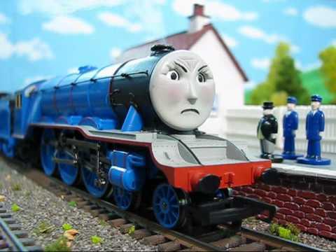 gordon thomas the tank engine and friends youtube series