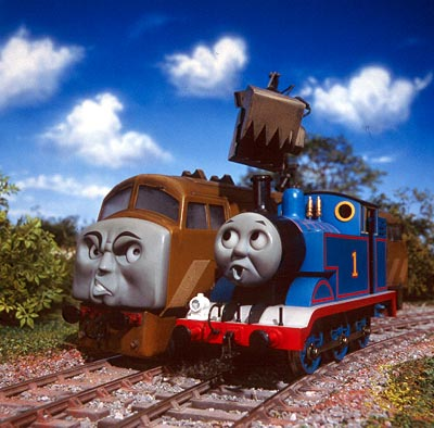 Diesel 10 and thomas