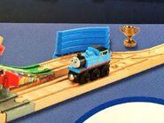Black Wheels Thomas