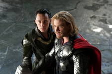 Loki and thor in jotunheim