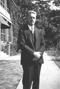 Young Robert Arthur