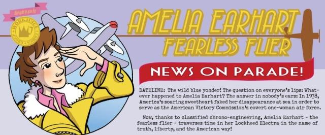 Amelia banner