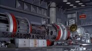 Ocean Pioneer Steam Turbine Power Plant And Atomic Reactor