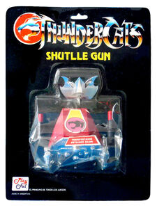 Playful Good Shuttlegun