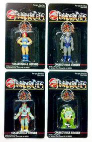 Thundercats 4 Erasers