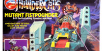Playful Toyline: Mutant Fistpounder