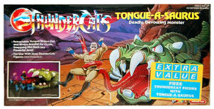 Tongue-A-Saurus Box Extra Value