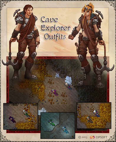 Spike Tasks Quest | OTLand