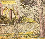 Classics Illustrated sphinx