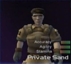 PrivateSand