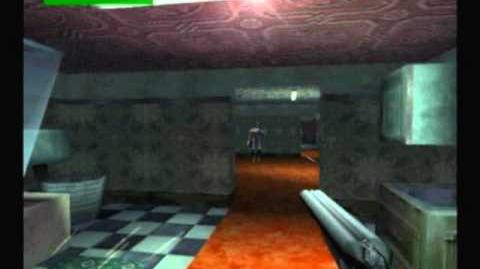 Timesplitters 1 showcase Mansion (Story on Normal)
