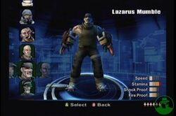 Lazarus Mumble