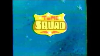 """Time Squad """"Making Fun of History"""" Full Promo"""