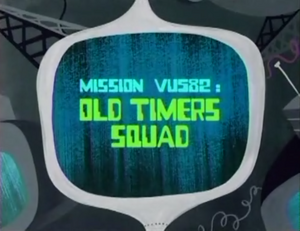 Old Timers Squad Titlecard