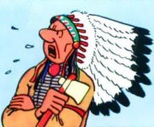 Big Chief Keen-eyed Mole