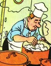 Bill the Cook