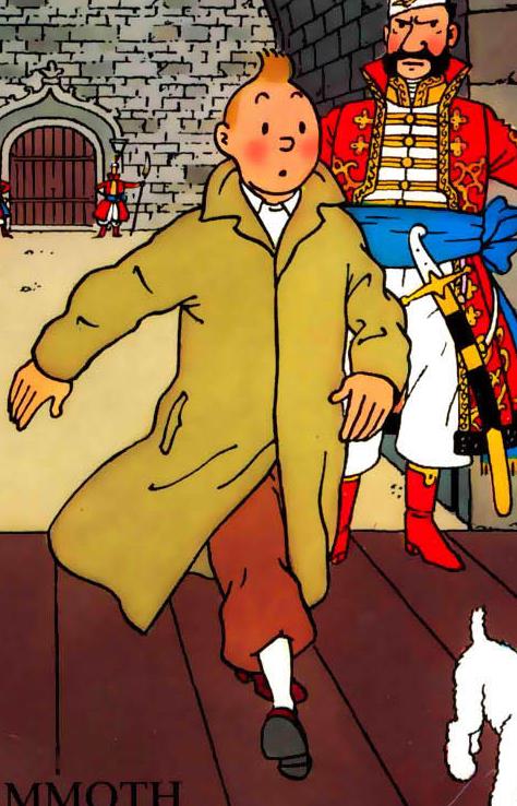 Tintin Tintin Wiki Fandom Powered By Wikia