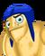 Blue Sandman