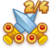 Quest icon swordsCrossed 2of4@2x