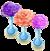 Decoration Mother's Flower