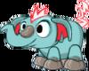 Monster earthquakemonster mythic baby
