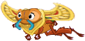 Monster lightwingmonster teen