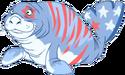 Monster marine mythic adult