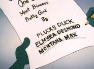 PluckyCrossesOutElmyraDesmondsName