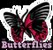 Butterflies hud