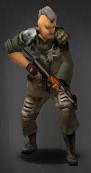 Survivor - AK-74