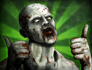 Zombie Thumbs-Up