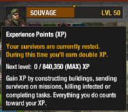 Xp points