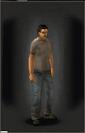 TLSDZ Jeans - Blue equipped male