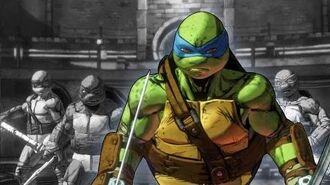 Teenage Mutant Ninja Turtles Mutants in Manhattan - Leonardo Gameplay