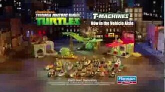 T Machines Vehicles 15 seconds